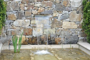 Outdoor Lighting & Water Features